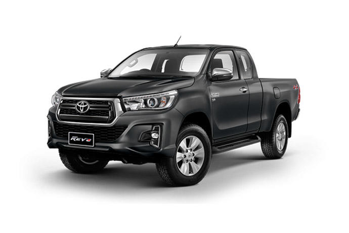 Toyota Hilux 2016 ON King/Space/Super/Extra/Club Cab
