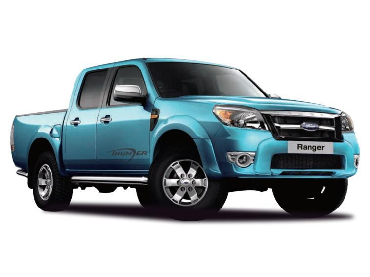 Ford Ranger 2006-2012 Double Cab