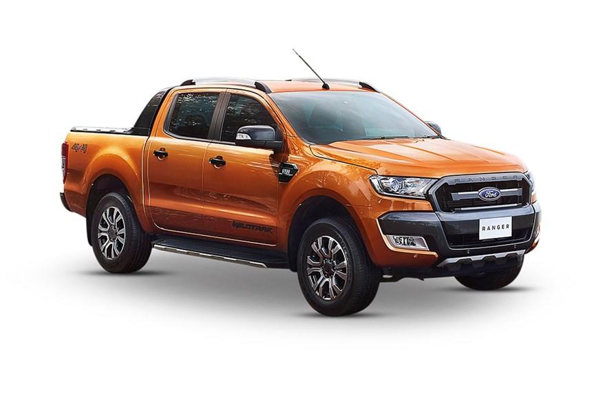 Ford Ranger T6 2012 ON Double Cab