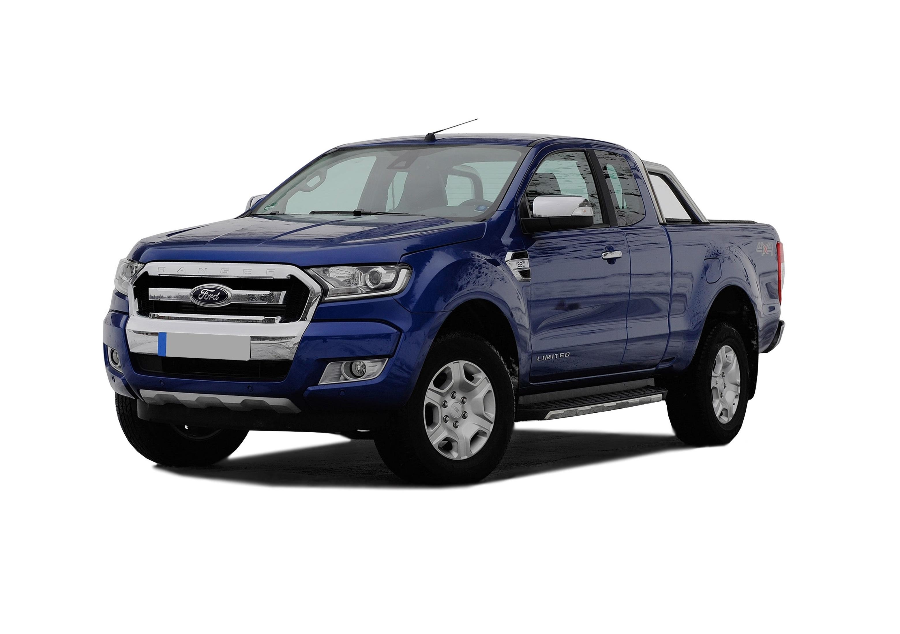 Ford Ranger T6 2012 ON King/Space/Super/Extra/Club Cab