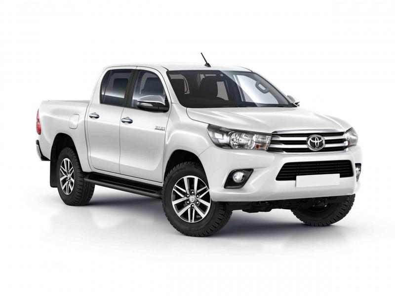 Toyota Hilux 2016 ON Double Cab