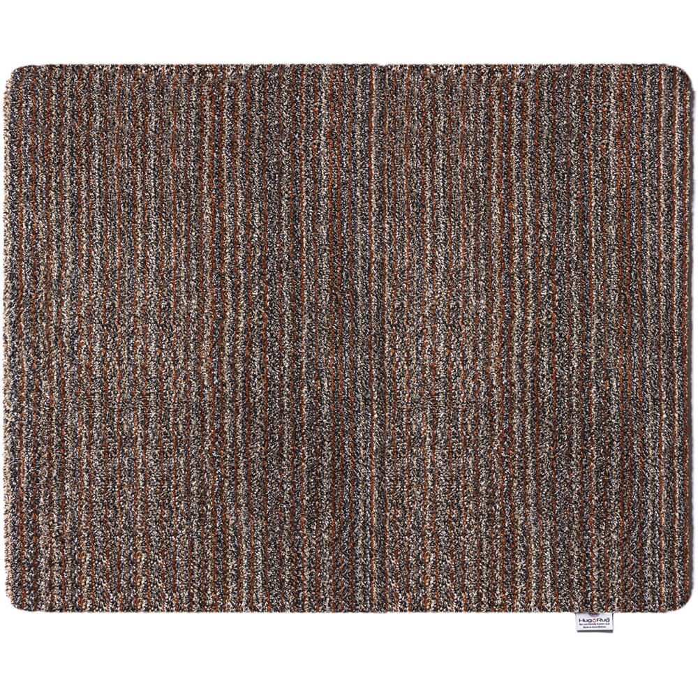 Plain Candy Stripe Brown