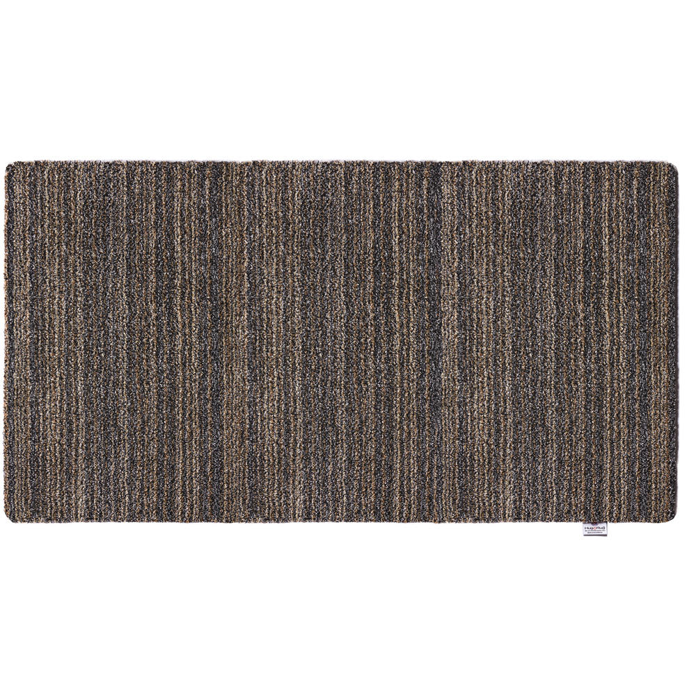 Plain Candy Stripe Slate Runner
