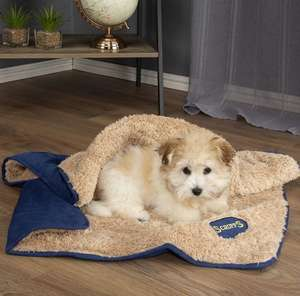 Scruffs Snuggle Pet Blanket For Dogs and Cats
