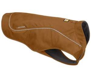 Ruffwear K9 Overcoat Trailhead Brown
