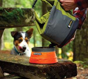Ruffwear Kibble Kaddie Travel Dog Kibble Food dispenser