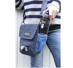 DOOG Walkie Shoulder Bag with DOOG Water Bottle