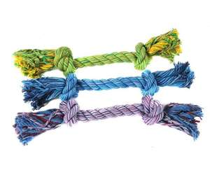 Happy Pet Nuts For Knots Tug Rope Colours