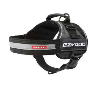 EzyDog Convert Harness For Dogs - Charcoal