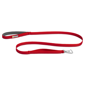 Ruffwear Front Range Leash For Dogs Red Sumac