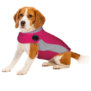 ThunderShirt for Dogs - Pink