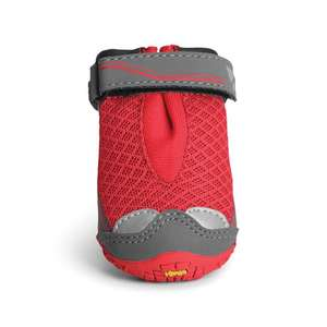 Grip Trex Dog Boots Red Currant Single Boot
