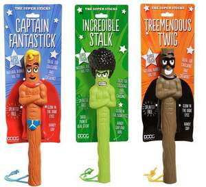 DOOG The Sticks Uncle Chuck Fetch Toy