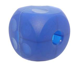 buster soft food cube for dogs - standard Blue