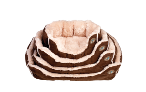 Gor Pets Nordic Snuggle Bed Brown