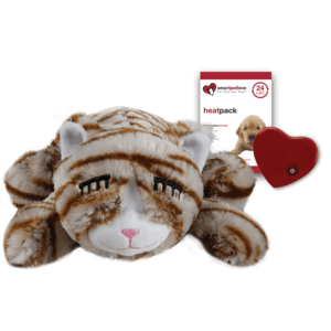 Smart Pet Love Snuggle Kitty Tan Tiger