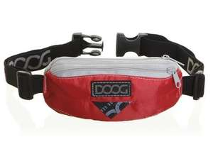DOOG Mini Belt - New & Improved - Red