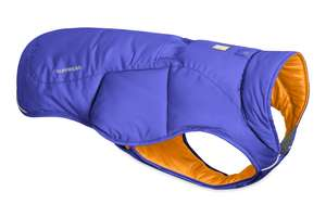 Ruffwear Quinzee Padded Jacket - Huckleberry Blue