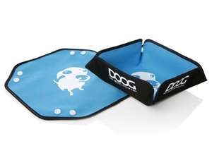 DOOG Foldable Bowl For Dogs - Blue