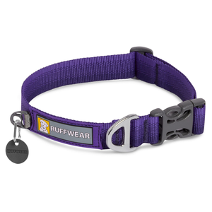 Ruffwear Front Range Collar - Huckleberry Blue