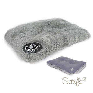 Scruffs Siberian Reversible Dog Mattress Husky Grey