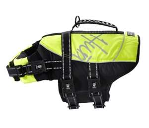 Hurtta Lifeguard Dog Life Jacket Side View