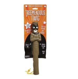 DOOG Super Sticks Super Hero Dog Fetch Toys - Treemendous Twig