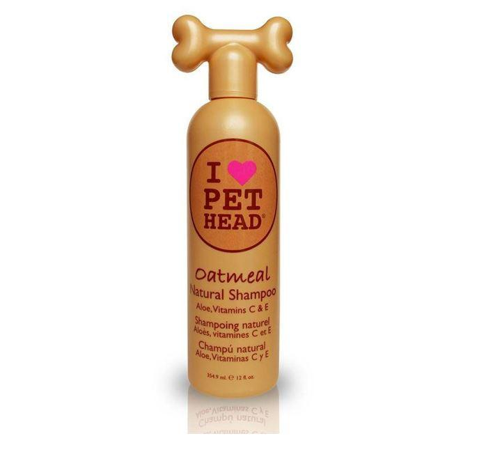 Pet Head Natural Oatmeal Shampoo