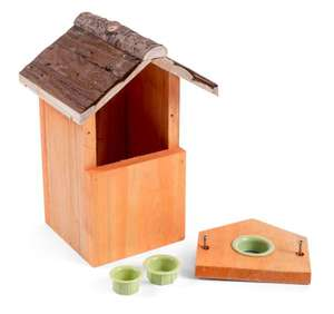 Petface Multi Nest Box for Wild Birds Open