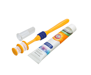 Arm & Hammer Dog Toothpaste and Brush Set