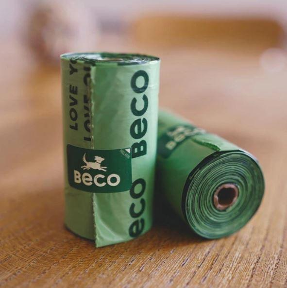 Beco Bags Eco-Friendly Poop Bags thick and strong