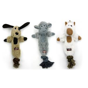 All For Paws Lamb Cuddle Rope Animals