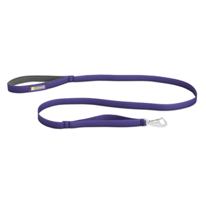 Ruffwear Front Range Leash For Dogs Huckleberry Blue