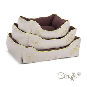 Scruffs Eco Pet Bed For Dogs Box Bed Stack