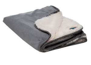 Gor Pets Nordic Double Sided Blanket Grey