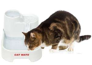 Petmate Cat Mate Pet Drinking Water Fountain