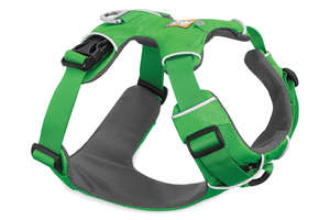 Ruffwear Front Range Harness For Dogs Meadow Green