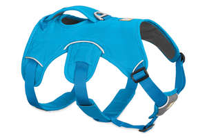 Ruffwear Web Master Harness For Dogs Blue Dusk