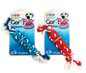 Gor Pets Gor Flex Knots Baton Dog Toy