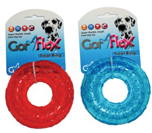 Gor Pets Gor Flex Treat Ring Toy