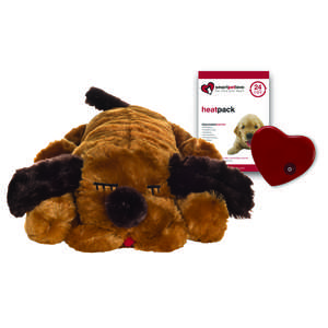 Smart Pet Love Snuggle Puppy Brown Mutt