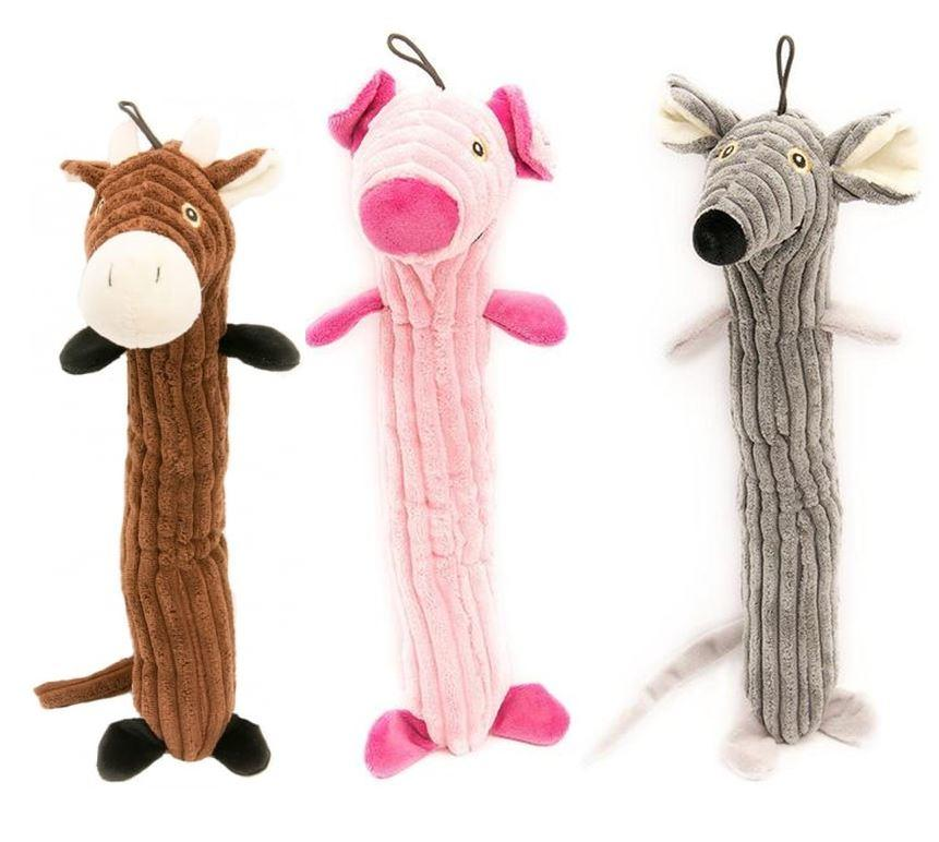 Petface Farmyard Buddies Stick Dog Toy