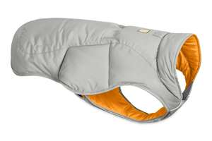Ruffwear Quinzee Padded Jacket - Cloudburst Grey