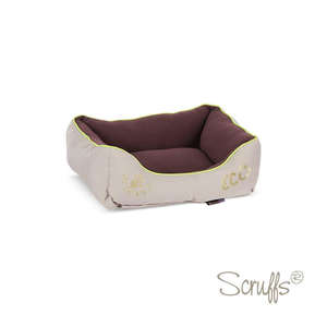 Scruffs Eco Pet Bed For Dogs Box Square Bed