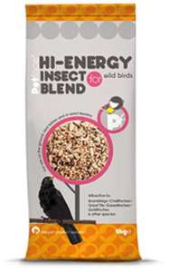Petface Hi Energy Seed Mix For Wild Birds