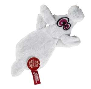 Hear Doggy! Dog Toys Silent Squeaky Soft Toy - Robbi Rabbit