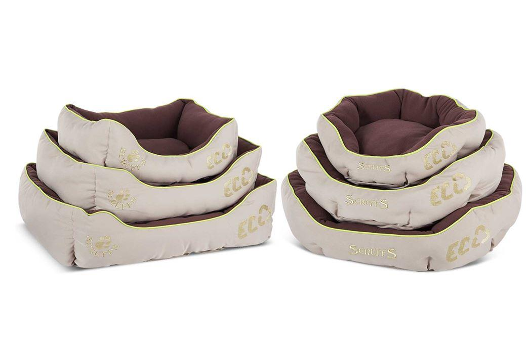Scruffs Eco Pet Bed Range For Dogs
