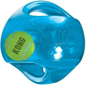 Kong Jumbler Dog Toy Ball