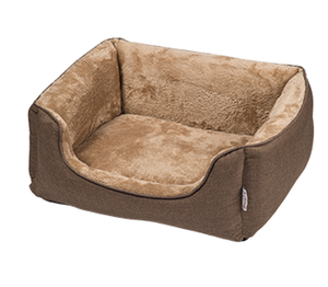 Gor Pets Ultim@ Dog Bed - Beige
