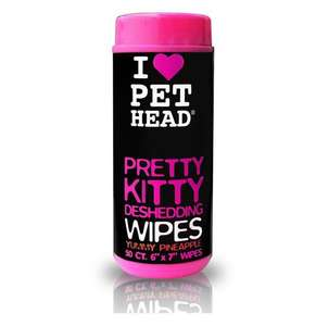 Pet Head Pretty Kitty Wipes For Cats